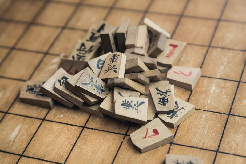 将棋用語とチェス用語の対応表 | チェスのあかつき